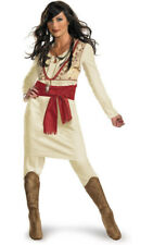 PRINCE OF PERSIA TAMINA DELUXE ADULT WOMENS FANCY DRESS HALLOWEEN COSTUME