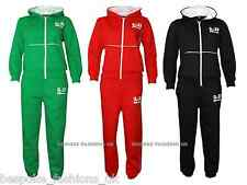 New Kids G-33 Raw Print Unisex Tracksuits Sweatshirt Hoodies Bottoms in 3 Colour