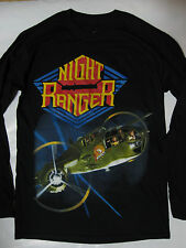 NIGHT RANGER - SEVEN WISHES TOUR...  LONG SLEEVE  (S-XXL)