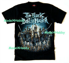 THE BLACK DAHLIA MURDER T-Shirt Black Size M L XL MELO DEATH GHOST WORRIER HORSE