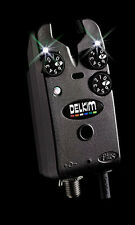 Delkim Fishing RX Plus Pro Receiver Tx-i Plus Alarm Ev Plus Alarm All Colour LED