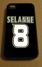 "Iphone 4/4S 5/5C/5S 6(4.7"") 6 Plus Teemu Selanne Anaheim  Ducks Case Cover"