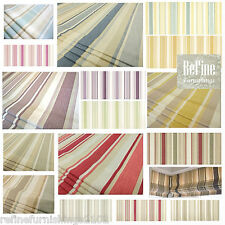 Laura Ashley Awning Stripe Roman Blind Bedroom Bathroom Kitchen Made to Measure