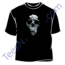 Distressed Skull T-Shirt
