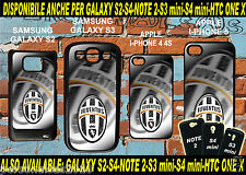 COVER JUVENTUS TORINO JUVE case smartphone iphone 4 4s 5 samsung galaxy s2 s3