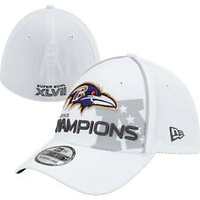 Baltimore Ravens NFL White 2012 Conference Champions Locker Room - FREE SHIPPING