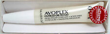 OPI AVOPLEX Nail & Cuticle Replenishing Oil .25-1oz NIB