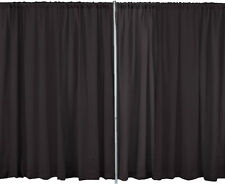 16 FOOT HIGH x 5 FOOT WIDE PREMIUM PIPE AND DRAPE PANEL - 9 COLORS AVAILABLE!