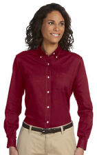 Van Heusen Women's Wrinkle Resistant Button Down Oxford Shirt. 59800