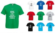 Keep Calm and Rush Trinity Force, League of Legends Inspired Printed T-Shirt