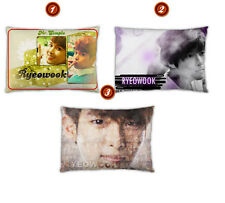 HOT kim ryeo wook super junior suju ryeowook kpop pillow case for bed bedding