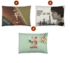HOT super junior suju kim young woon kangin kpop pillow case for bed bedding