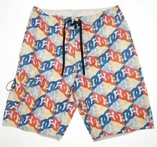 New DC Swim Trunk Men's Boardshort Surfig casual skate quick dry size 32 34 36