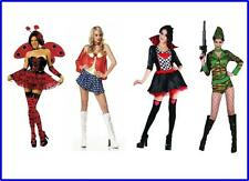 Sexy Womens Fancy Dress Costumes Hen Night Brand New Various Styles