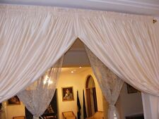 Faux Silk Drapes with lining,Look like Pure silk curtains,Lowest Price Guarantee