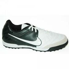 Men's Soccer Shoes NIKE TIEMPO NATURAL IV white black 509 089 *