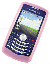 SILICONE CASE SKIN COVER for Blackberry Pearl 8100 8120 8130