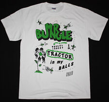 MR. BUNGLE TRACTOR BALLS MIKE PATTON FAITH NO MORE TOMAHAWK NEW WHITE T-SHIRT
