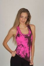 Margarita Activewear Model #51182 in Pink Batik design !! LoOk shirt supplex