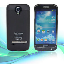 3200mAh External Backup Battery Power Case For Samsung Galaxy S4 IV i9500 Free