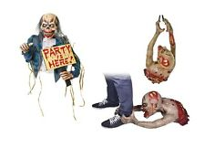 HALLOWEEN HORROR #SCARY PARTY DECORATION PROP'S FANCY DRESS DECORATION