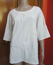 BCBGeneration Off White Dolman Sleeve Knit Tops Size XS/S and M/L