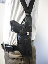 Bersa BP Concealed Carry Pistol | Vertical Shoulder Holster w/ Double Mag Pouch