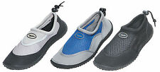 Men's Water Shoes / Aqua Socks Slip On / Pool Beach Surf Sport Yoga Exercise New