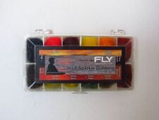 Irish Sparkle Dubbing Fly Tying Materials (single packets and 12 dispenser box)