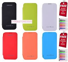 STYLISH FLIP CASE COVER FOR GALAXY S4 MINI i9190 BATTERY BACK CASE COVER
