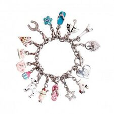 BOMBAY DUCK CHARM BRACELET WITH VARIOUS CHARMS TO ADD ONLY £1.20 P+P FOR ANY NO.