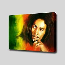 Bob Marley Giclee Canvas Art Gallery Wrapped !