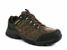 Caterpillar TORSION Water Proof  Mens Work  Brown Shoes