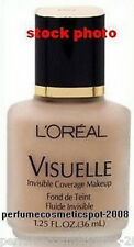 NEW L'OREAL VISUELLE INVISIBLE COVERAGE OIL FREE MAKEUP HTF SELECT YOUR COLOR