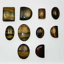 Large Cabochon (Cab) Natural Tigers Eye *Choose Your Gemstone*