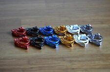 Modifiedbicycles KC89 Quick release Seat Post CLAMP Size: 31.8mm / 34.9mm