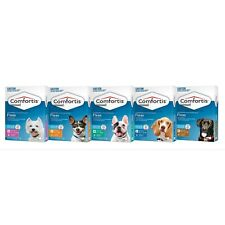 Comfortis Flea Treatment Chew 6 Pack - All Sizes Available
