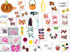GYMBOREE NWT GIRLS HAIR ACCESSORIES  MANY COLLECTIONS