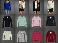 NWT Abercrombie & FITCH AF Women Sweaters, Cardigans--Assorted Styles & Colors