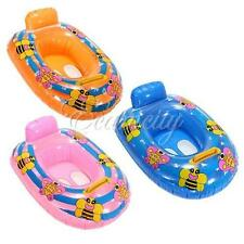 New Inflatable Safety Seat Float Raft Chair Pool Swimming Toy for  Baby Child