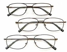 (3 PACK) BIFOCAL Reading Glasses by Magnivision / Foster Grant BI-FOCAL Readers