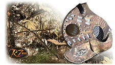RZ Mask 3D Camo, 2 Filters, Storage Bag, Scentless Hunting Mask