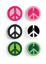 Peace Sign Key Caps 3 Colors to choose from