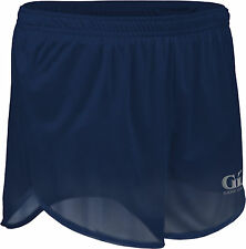 """TR403 Men's 5"""" Solid Color Lightweight Athletic Running Short with Inner Brief"""