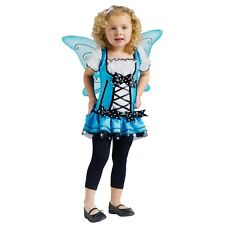 Bluebelle Fairy Toddler Costume HALLOWEEN Blue Princess Adorable Girls