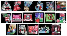 LONDON 2012 OLYMPICS COCA COLA (DAY OF THE GAMES)  PIN BADGE - YOU CHOOSE