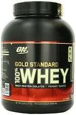 Optimum Nutrition 100% Whey Protein Isolates Gold Standard Powder Drink, 5lb