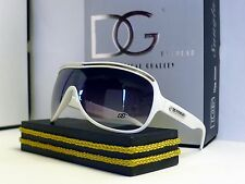 DG Mens Celebrity Aviator Shield Sunglasses Free Microfiber Bag  DG6787