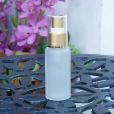 2 of 35ml Frosted Glass Bottle Atomizer Perfume Spray /20mm Free Shipping