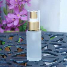 2 of 25ml Frosted Glass Bottle Atomizer Perfume Spray /20mm Free Shipping